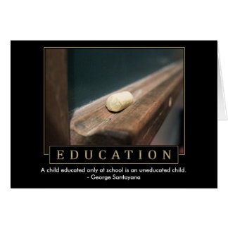 Education Greeting Cards