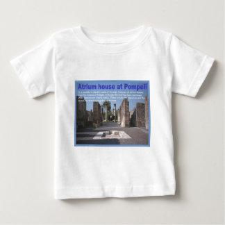 Education, History, Romans, Atrium house, Pompeii Baby T-Shirt