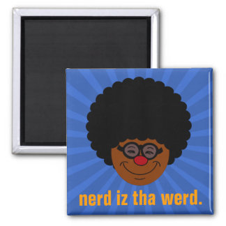 Education is a crucial factor in personal success 2 inch square magnet