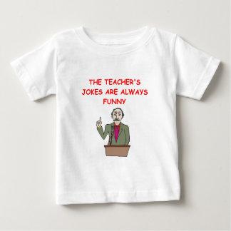 education joke baby T-Shirt