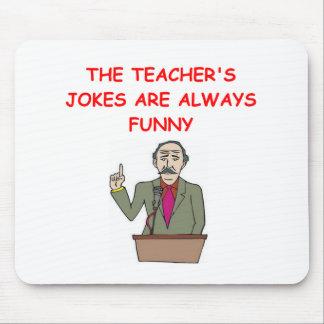 education joke mouse pad