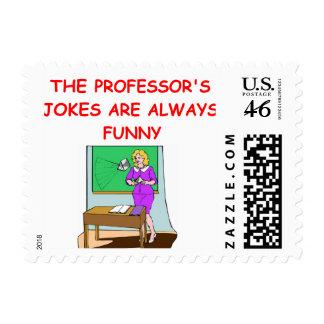 education joke stamp