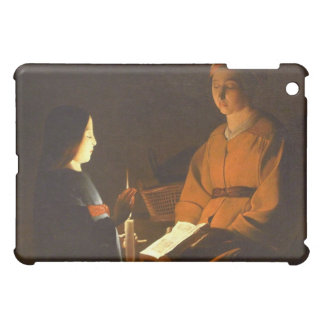 Education of the Virgin by Georges de la Tour Cover For The iPad Mini