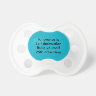 Education Pacifier