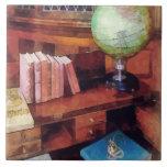 Education - Professor's Office Ceramic Tile
