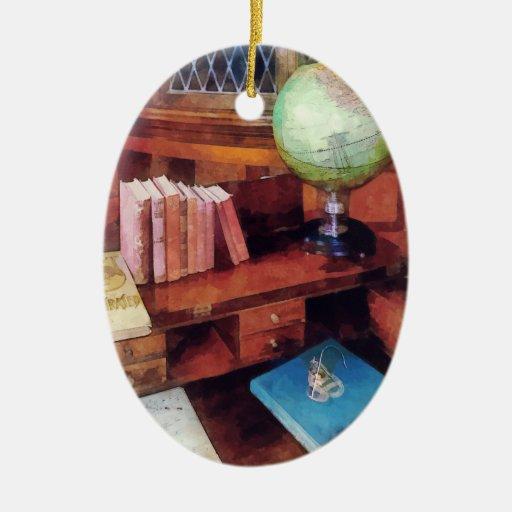 Education - Professor's Office Christmas Ornaments