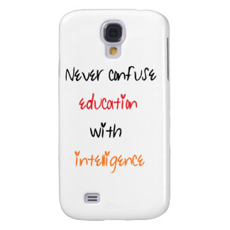 Education quote galaxy s4 case