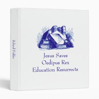 Education Resurrects Binder