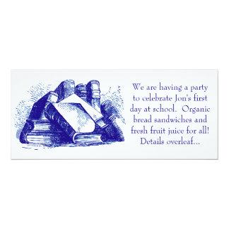 Education Resurrects 4x9.25 Paper Invitation Card