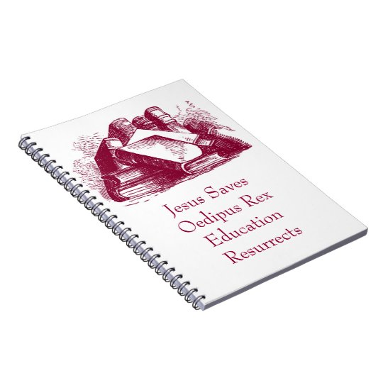 Education Resurrects Notebook