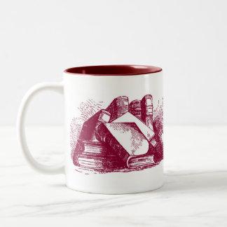 Education Resurrects Two-Tone Coffee Mug