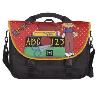 Education Rickshaw Commuter Laptop Bag