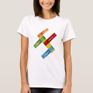 Education Ruler Chart T-Shirt