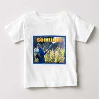 Education, Science, Chemistry, Solutions Baby T-Shirt