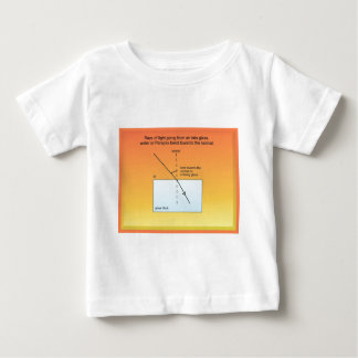 Education, Science, Light, Refraction Baby T-Shirt