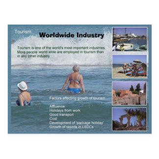 Education, Travel,Tourism, Activity Holidays Postcard