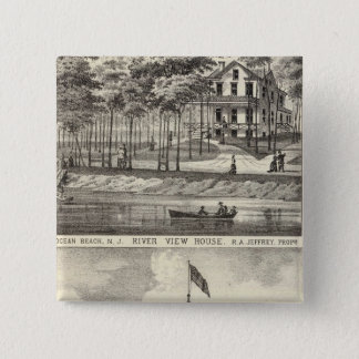Educational Hall, Asbury Park and River View House Button