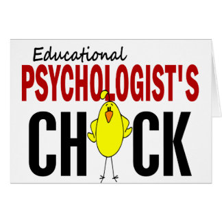 Educational Psychologist's Chick Card