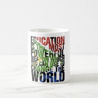 Educational Quote Coffee Mug