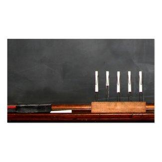 Educator profilecard