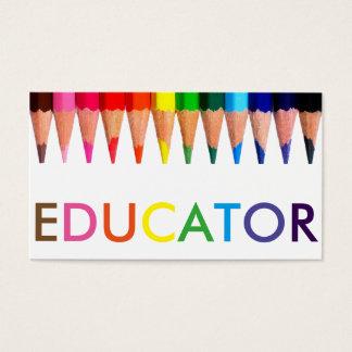 Educator Business Card