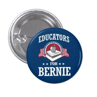 EDUCATORS FOR BERNIE SANDERS BUTTON