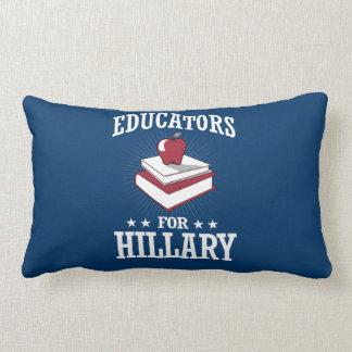 EDUCATORS FOR HILLARY PILLOW