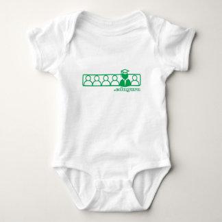 .eduGuru Contest Winner Design Baby Bodysuit