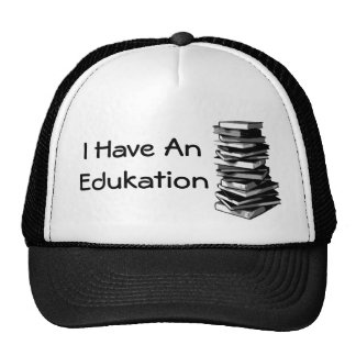 Edukation Hat