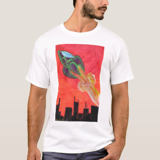 EDUN LIVE - Escape into the Night! T-Shirt