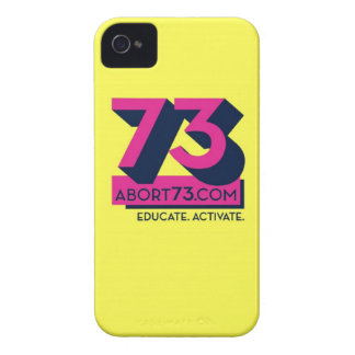 Eduque. Active. /Abort73.com iPhone 4 Case-Mate Cárcasas