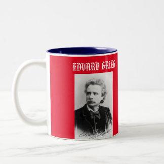 Edvard Grieg (Composer) Mug