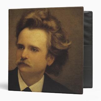 "Edvard Hagerup Grieg Carpeta 1 1/2"""