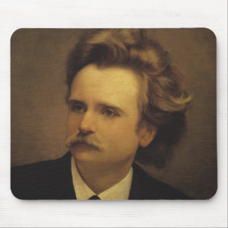 Edvard Hagerup Grieg Mouse Pad