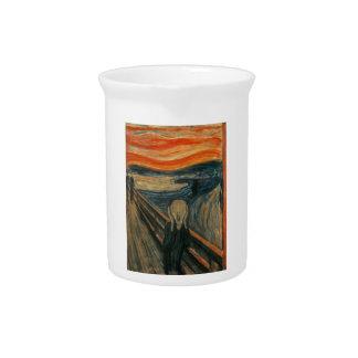 Edvard Munch - el grito Jarra