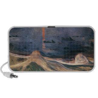Edvard Munch - el misterio de una noche de verano Altavoces De Viajar