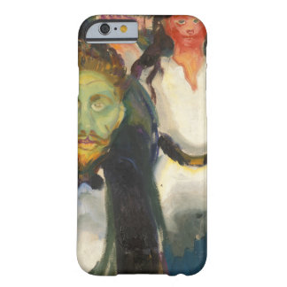 Edvard Munch - Jealousy Barely There iPhone 6 Case