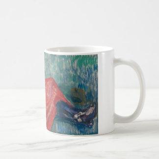 Edvard Munch - On the Sofa Coffee Mug