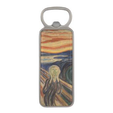 ThinxShop Edvard Munch's The Scream Magnetic Bottle Opener