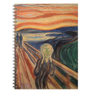 Edvard Munch's The Scream Notebook