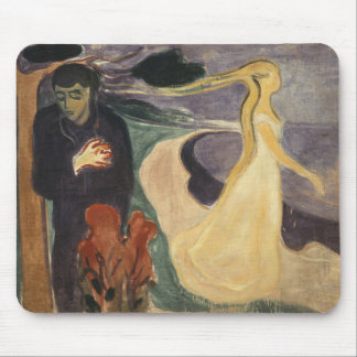 Edvard Munch - Separation Mouse Pad