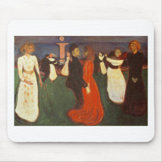 Edvard Munch - The Dance Of Life Mouse Pad