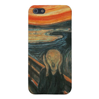 Edvard Munch - The Scream Case For iPhone SE/5/5s