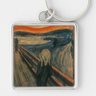 Edvard Munch - The Scream Key Chain