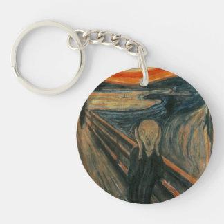 Edvard Munch - The Scream Key Chains