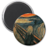 Edvard Munch - The Scream Magnets
