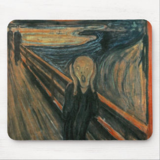 Edvard Munch - The Scream Mouse Pad