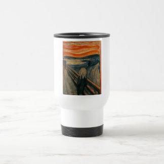 Edvard Munch - The Scream Travel Mug