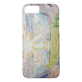 Edvard Munch - The Sun iPhone 8/7 Case