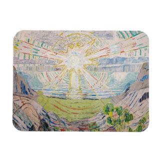 Edvard Munch - The Sun Magnet